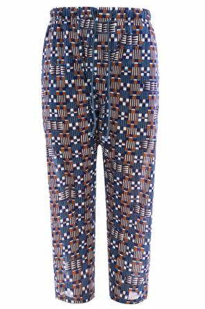Patterned trousers od Isabel Marant Etoile